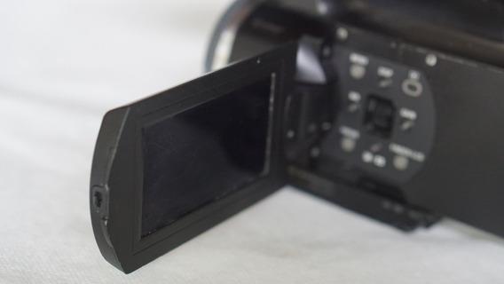 Filmadora Sony Nex Vg10