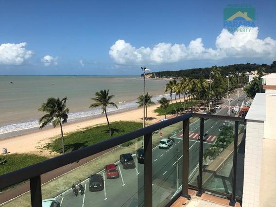Cobertura Beiramar À Venda - Praia Do Cabo Branco - João Pessoa - Pb - Co0070