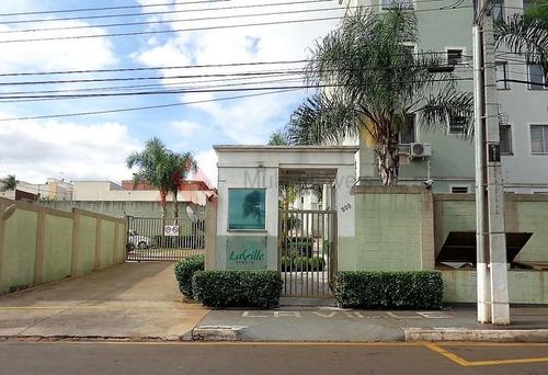 Apartamento Ideal Para Minha Casa Minha Vida - La Ville - Mi734