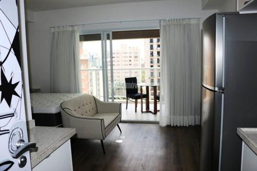 Apartamento · 34m² · 1 Quarto · 1 Vaga - Pj53578