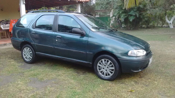 Fiat Palio Weekend Ano 99 Gasolina E Gnv