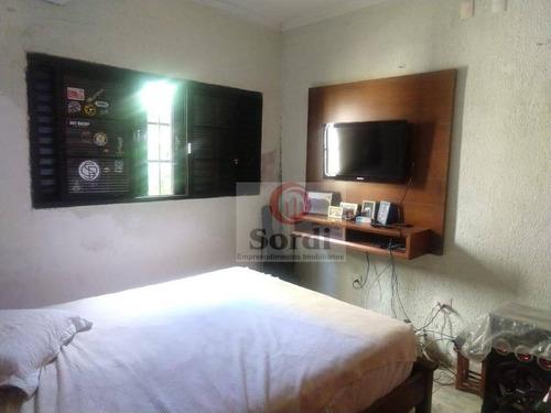 Casa À Venda, 73 M² Por R$ 471.000,00 - Jardim Irajá - Ribeirão Preto/sp - Ca2900