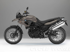 Bmw F700gs Impecable F 700gs Poco Uso F700