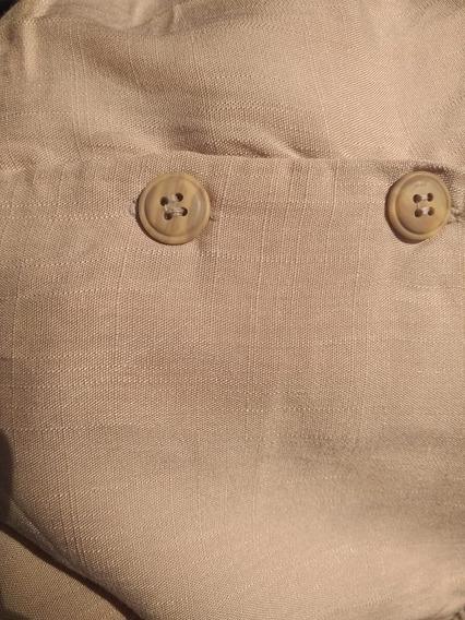 Cropped Blusa Linho Feminino Com Amarração Na Cintura