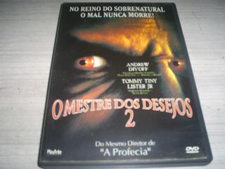 Dvd O Mestre Dos Desejos 2