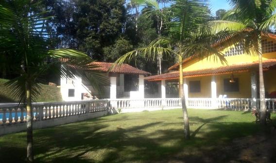 Chácara Ideal Para Moradia À Venda Em Juquitiba/sp. - 192 - 34104945