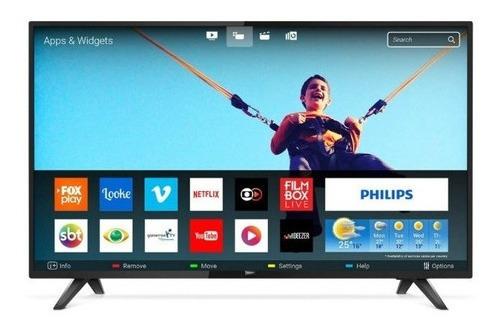 Smart Tv Philips 43 Led Full Hd 43pfg5813/78 Ultra Slim Wi