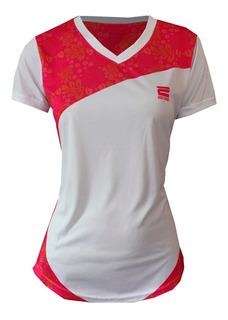 Camiseta Deportiva Dama Cozy En Stock! Futbol Voley Hockey