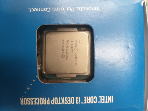 Lote Com 22 Processadores Core I3 6100 Lga 1151 Com Defeito