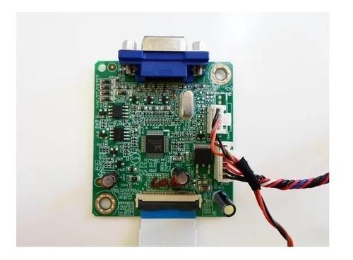 Imagem 1 de 3 de Placa Logica Monitor Aoc E1670 Swu Kit Completo