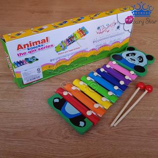 Xilofono Infantil Marimba Alta Calidad Musica 8 Tonos Piano