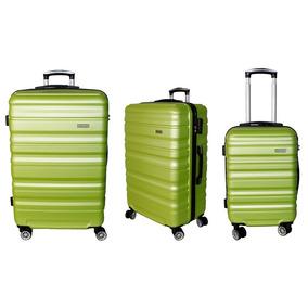 177de41cb Equipaje y Accesorios de Viaje Valijas Otras Marcas Verde claro en ...
