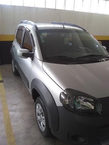 Fiat Uno 2011 1.0 Way Flex 5p