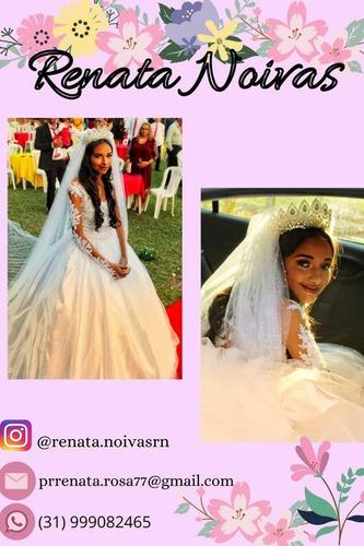 Imagem 1 de 2 de Aluguel/noivas,ternos,daminhas,madrinhas