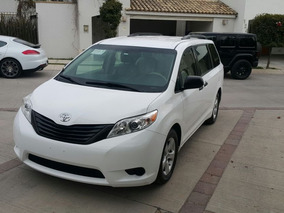 Toyota Sienna 2014 3.5 Ce V6 At