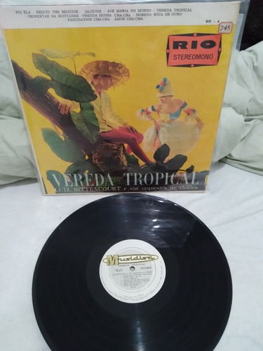 Luiz Bittencourt & Sua Orquestra De Violões ¿vereda Tropical