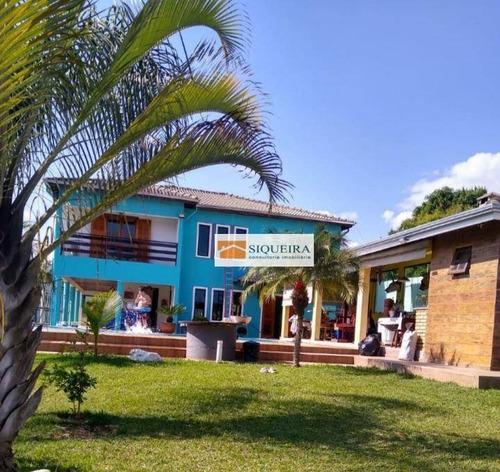 Chácara Com 3 Dormitórios À Venda, 1000 M² Por R$ 742.000,00 - Araçoiaba Da Serra - Araçoiaba Da Serra/sp - Ch0020
