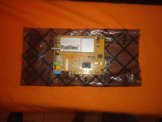 Placa De Captura Defeito Pixelview Mpeg2 Pv-m4900