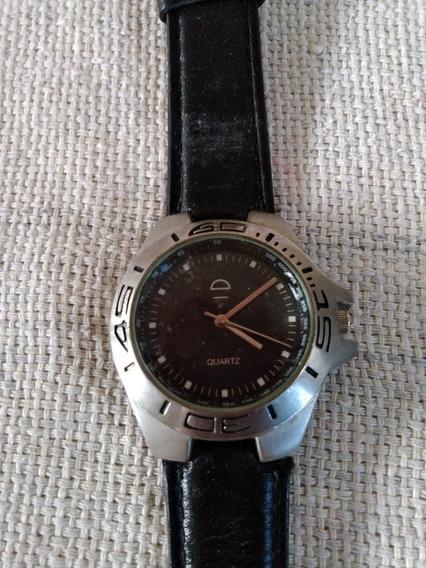 Relógio De Pulso Masculino Quartz Movt Japan Cod 3682