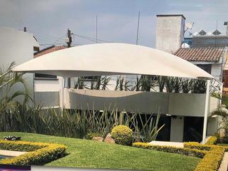 Velaria 8 X 7 Mts, Incluye Estructura, Dispon En Cuernavaca
