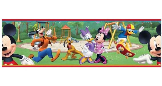 Guarda Autoadhesiva Muresco Infantil De Disney 13061