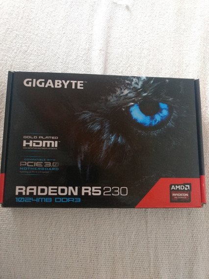Placa De Vídeo Gigabyte
