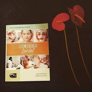Libro Cosmetología Facial, Manual Para Spa
