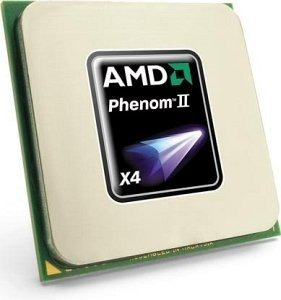 Processador Amd Skt Am2+ / Am3 Phenom Ii X4 840 3.2 Ghz Oem