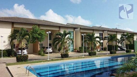 Casa De Alto Padrão Com 3 Suítes E Uma Com Hidromassagem, 158m² Por R$ 850.000 - Sapiranga - Fortaleza/ce - Ca2847