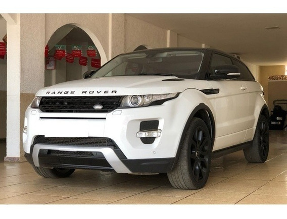Land Rover Evoque 2.0 Dynamic Branco Si4 4wd 2p Aut. 2013