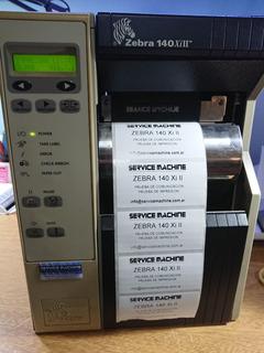 Impresora Zebra 140xi Ii 203dpi C/reb (restaurada A Nuevo)