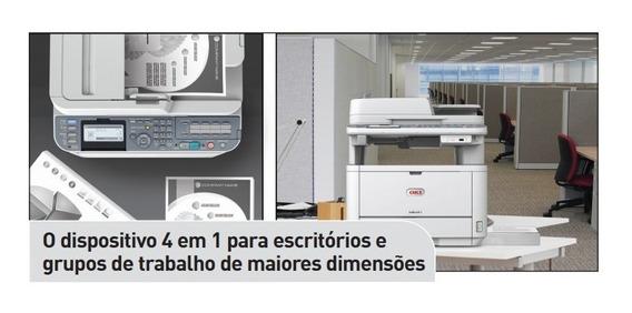 Multifuncional Oki Data Mb 491 Pacote Com 8 Maquinas
