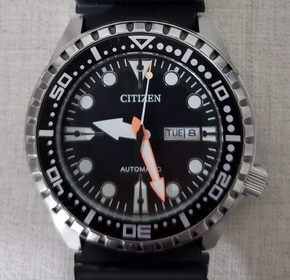 Relógio Citizen Marine Sport Automático Nh8380-15e
