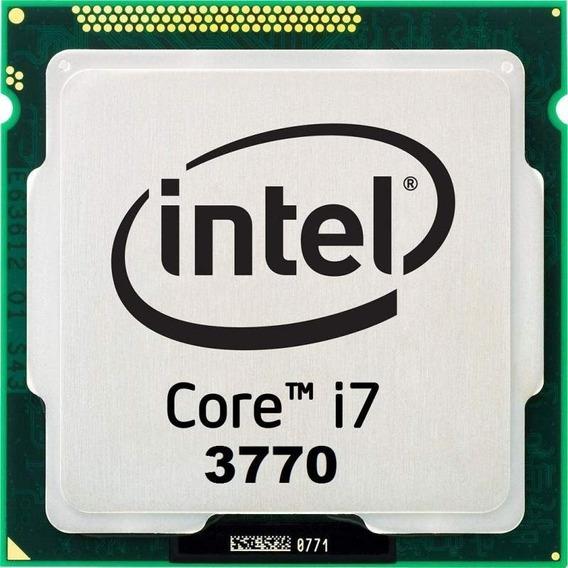 Processador Intel Core I7 3770 3.4ghz (lga 1155)