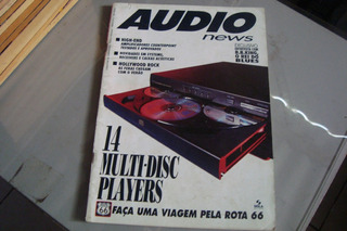 Lrve Audio News 26 / 14 Mult Disc Players / Bb King / Rock