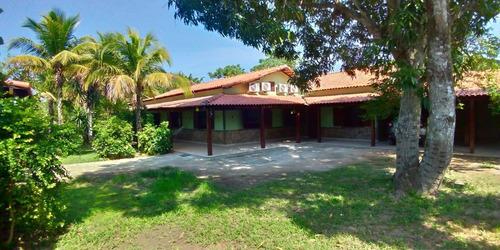 Chácara Para Venda Em Saquarema, Aterrado, 5 Dormitórios, 2 Suítes, 2 Banheiros, 2 Vagas - E063_2-1179033