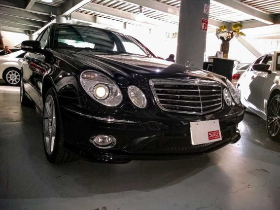 Mercedes Benz E500 Avantgarde, 2009. Blindaje Nivel Iii