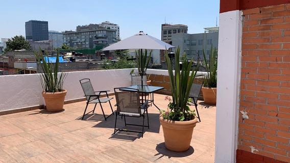 Departamento Con Roof Garden Privado