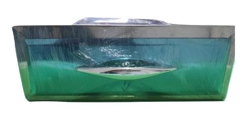 Imagem 1 de 5 de Gaveta Cinzeiro Aço Inox 430 Para Churrasqueira De Alvenaria
