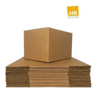 Caja Carton Mudanza Embalaje 50x40x30 Reforzada Premium