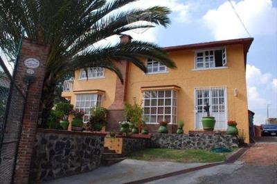 Casa Estilo Cuernavaca En Df A 15 Min Del Pedregal Preciosa