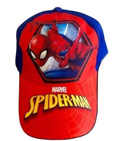 Gorros Viseras Niños Unicornio Spiderman Dragon Ball Frozen! *** Full-time Mania *** Mercadolider Platinum Importadores!