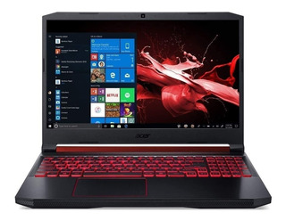Notebook Acer Nitro Intel I5 9na 8gb 256 Ssd Nvidia 4gb 15,6