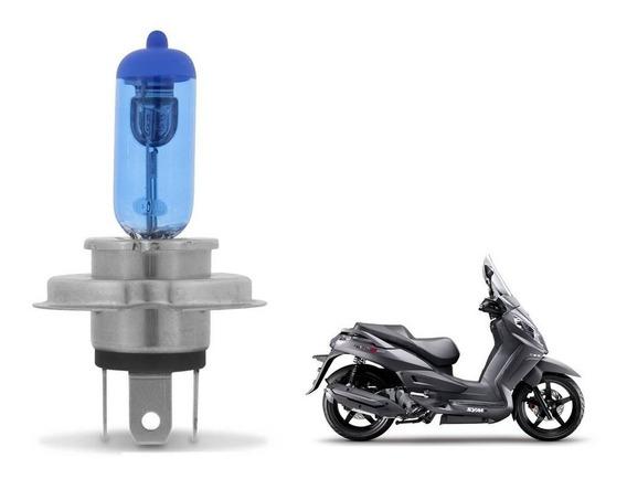 Lampada Farol Citicom 300i Todas Super Branca H4/8500k/35/35