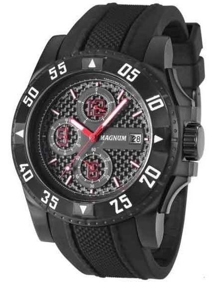 Relógio Magnum Masculino Cronógrafo Ma34361p