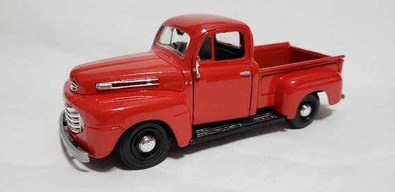Miniatura Da Pick-up Ford F-1 - 1948 - 1:25