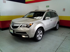 Acura Mdx 3.7 Awd At Mexcar