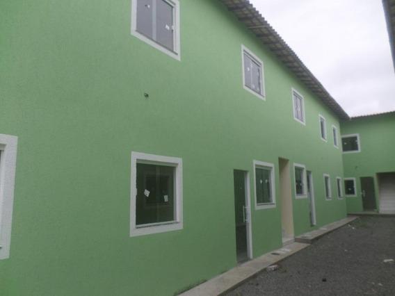 Casa Em Laranjal, São Gonçalo/rj De 55m² 2 Quartos À Venda Por R$ 127.000,00 - Ca212342