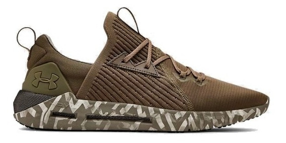 Tenis Under Armour Hovr Slk Evo Hombre Camo Gym Correr Run