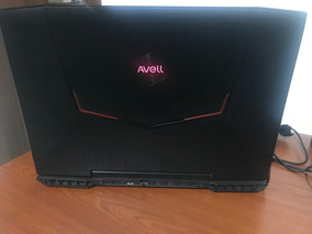 Notebook Avell G1555 Fox - Gtx 1060 6gb - I7 8750 - 16gb Ram